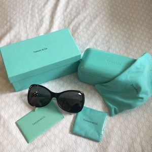Authentic Tiffany & Co women's sunglasses